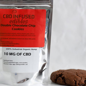 Double Chocolate Chip Cookies - 10mg of cbd.jpg